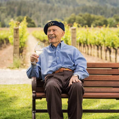 The 40th anniversary of the Judgment of Paris: Napa Valley Life Magazine